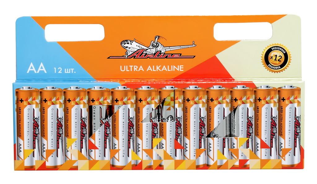 AIRLINE AA-12 Батарейки