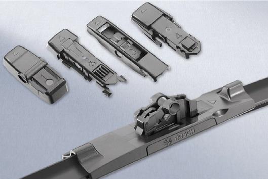 Bosch 3397006950 Стеклоочиститель Aerotwin Plus AP575U