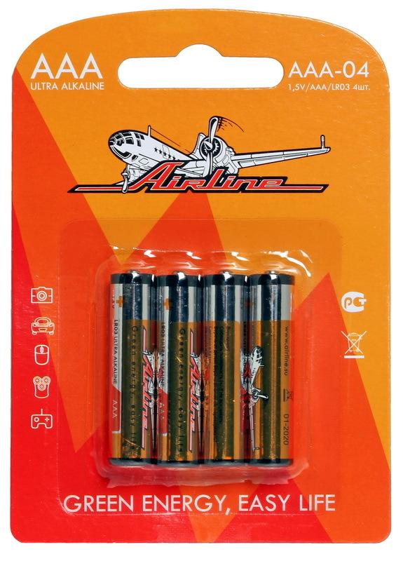 AIRLINE AAA-04 Батарейка