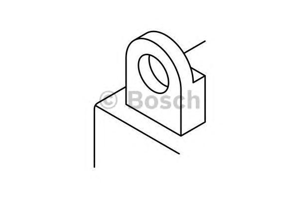 Bosch 0092M4F180 Аккумулятор M 4 FreshPack - 12 volt (M4 F18), 5 Ач Y6 121x61x131